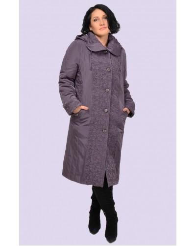 Плащ-пальто жіноче демісезонне. Модель 007