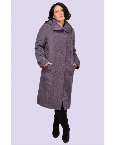 Плащ-пальто жіноче демісезонне. Модель 007. опт