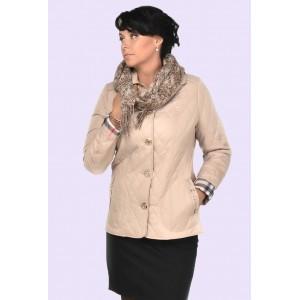 Куртка женская короткая демисезонная. Модель 008