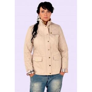 Куртка женская короткая демисезонная. Модель 011