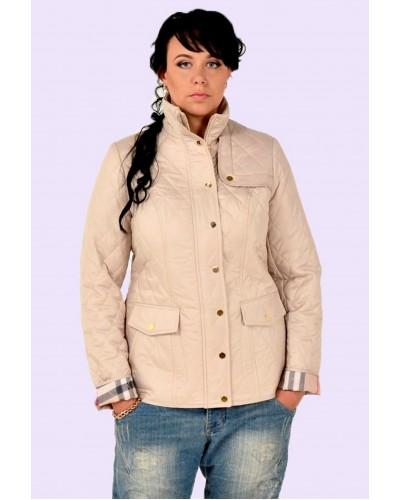 Куртка женская короткая демисезонная. Модель 011. опт