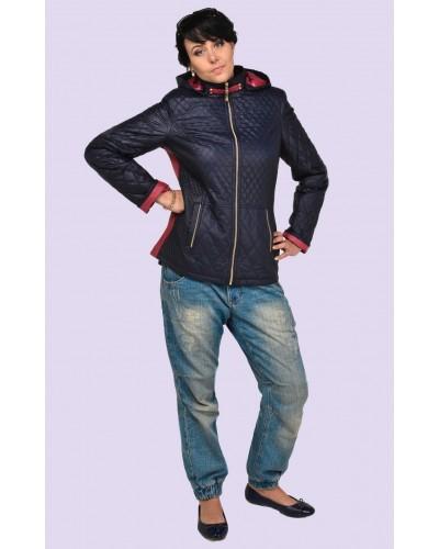 Куртка жіноча коротка демісезонна. Модель 014