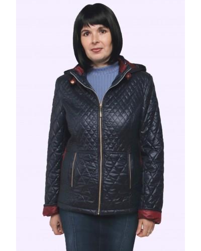 Куртка женская короткая демисезонная. Модель 014. опт
