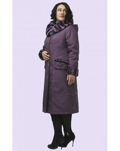 Пальто жіноче зимове. Модель 017. опт