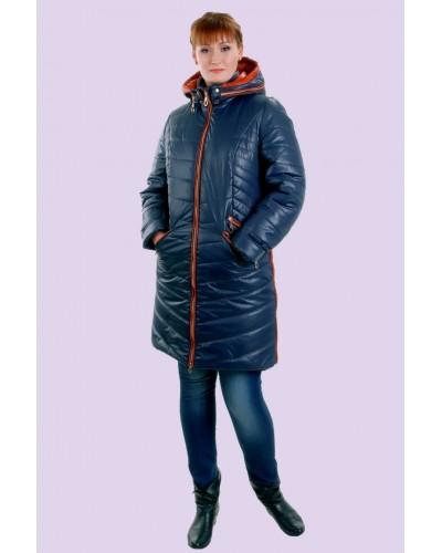 Пуховик жіночий зимовий. Модель 026. опт