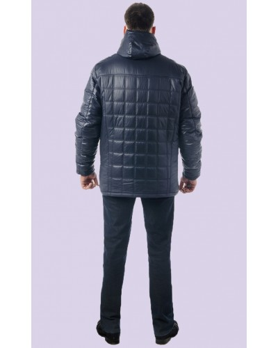 Куртка чоловіча зимова подовжена. Модель 031. опт