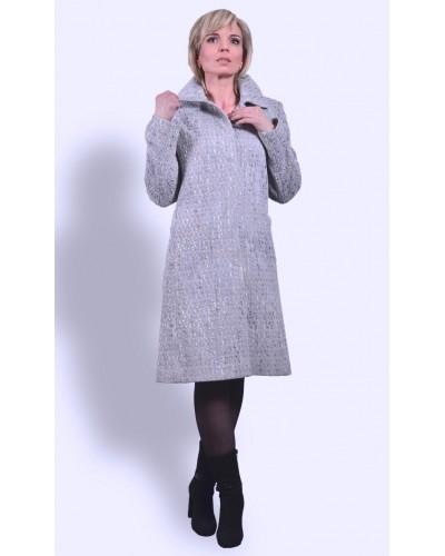 Пальто демисезонное. Модель 035