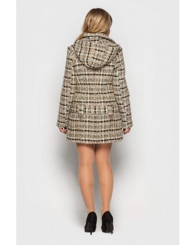 Пальто демисезонное. Модель 037