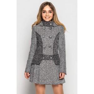 Пальто демисезонное. Модель 038
