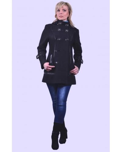 Пальто демисезонное. Модель 040