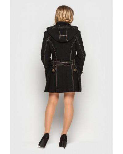 Пальто демисезонное. Модель 042