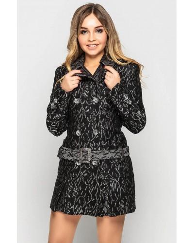 Пальто женское демисезонное. Модель 049