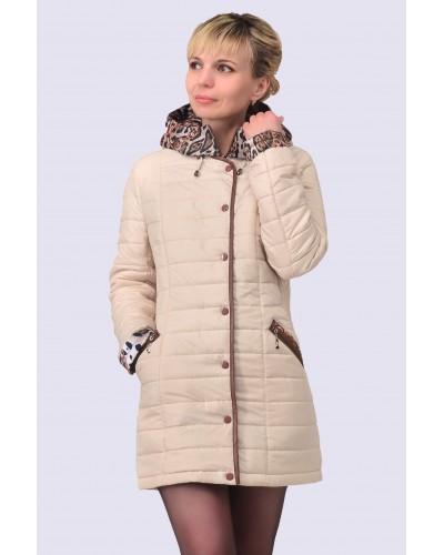 Куртка женская демисезонная. Модель 053