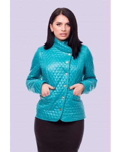 Куртка жіноча коротка демісезонна. Модель 059. опт