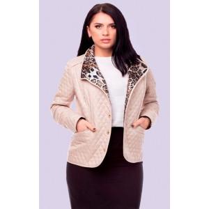 Куртка женская короткая демисезонная. Модель 059
