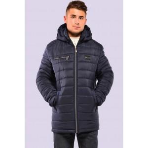 Куртка чоловіча зимова з капюшоном. Модель 065. опт