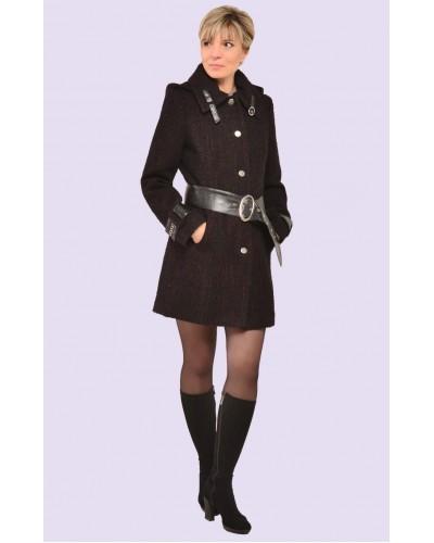 Пальто жіноче демісезонне. Модель 069