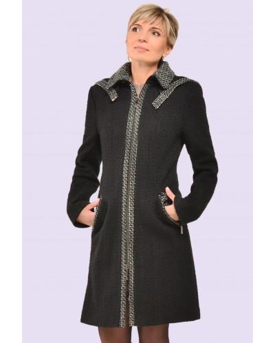 Пальто жіноче демісезонне. Модель 073