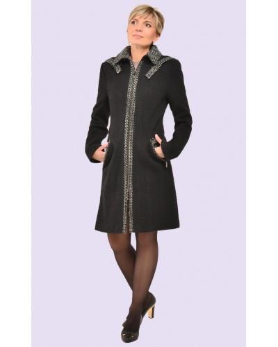 Пальто женское демисезонное. Модель 073