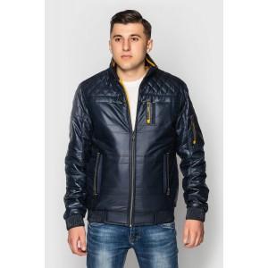 Куртка чоловіча демісезонна під гумку. Модель 079. опт