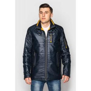 Куртка мужская демисезонная прямая. Модель 080