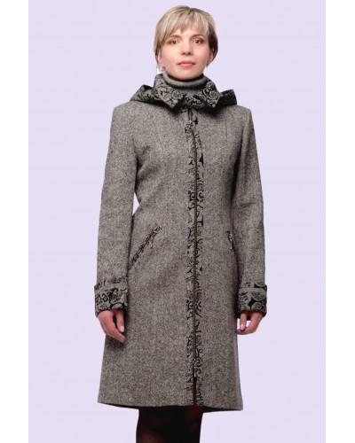 Пальто демисезонное. Модель 093