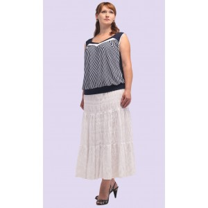 Женская трикотажная блузка. Модель 109. опт