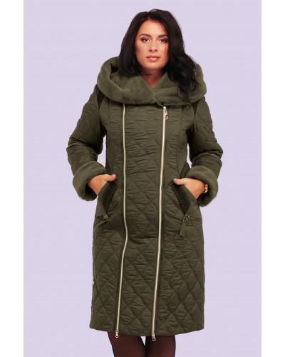 Пуховик зимний женский. Модель 117