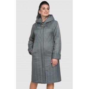 Плащ-пальто жіноче демісезонне. Модель 123
