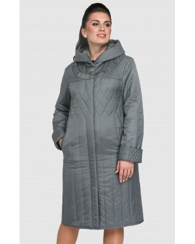 Плащ-пальто женское демисезонное. Модель 123