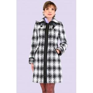 Пальто жіноче демісезонне. Модель 124