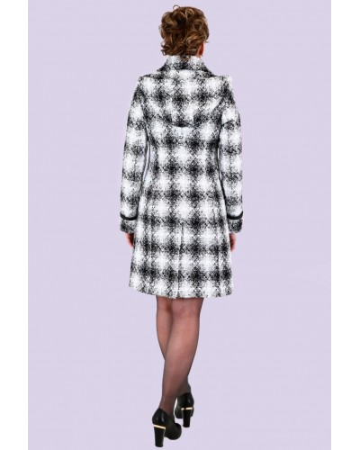 Пальто женское демисезонное. Модель 124