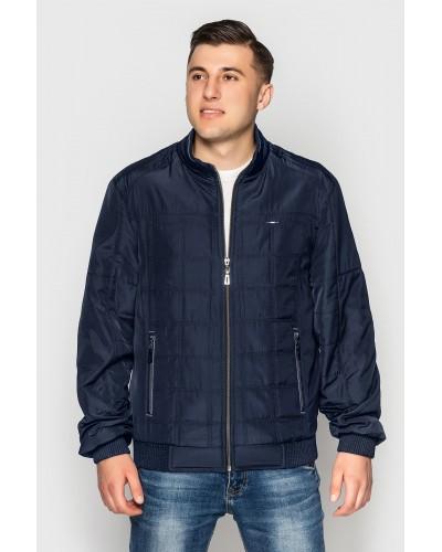Куртка чоловіча демісезонна під гумку. Модель 155