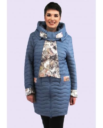 Демiсезонна жіноча куртка. Модель 161