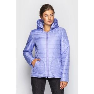 Куртка женская короткая демисезонная. Модель 165