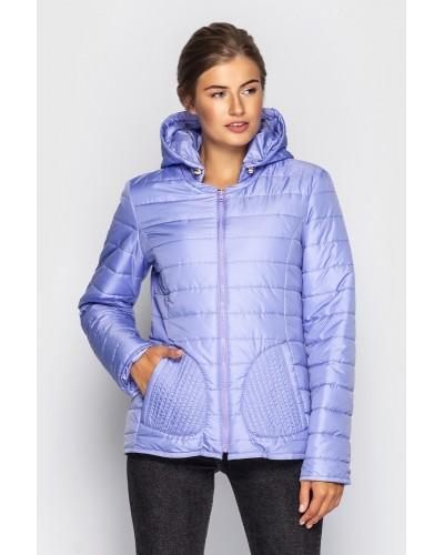Куртка жіноча коротка демісезонна. Модель 165