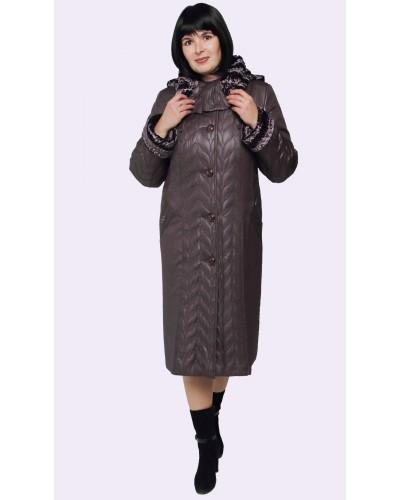 Пальто зимнее женское. Модель 185 опт