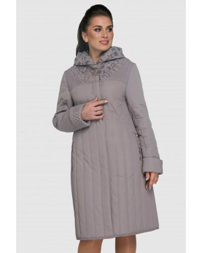 Плащ-пальто женское демисезонное. Модель 186. опт