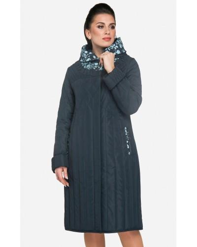 Плащ-пальто жіноче демісезонне. Модель 186