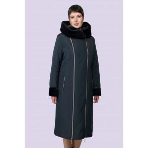 Зимове жіноче пальто. Модель 187. опт