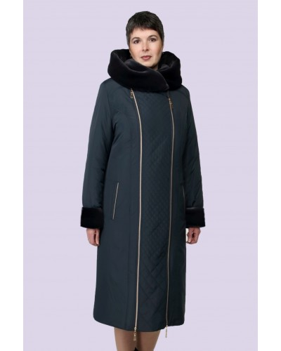 Зимове жіноче пальто. Модель 187