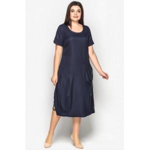 Жіноче літнє плаття в стилі бохо. Модель 188. опт