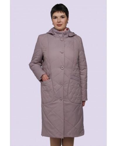 Пальто-плащ жіночий демісезонний. Модель 189