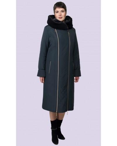 Пальто зимове жіноче. Модель 192. опт