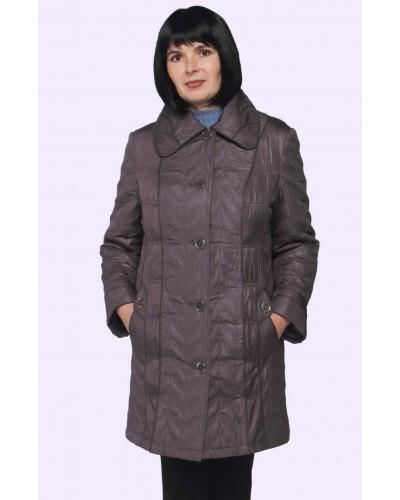 Куртка жіноча довга демісезонна. Модель 199