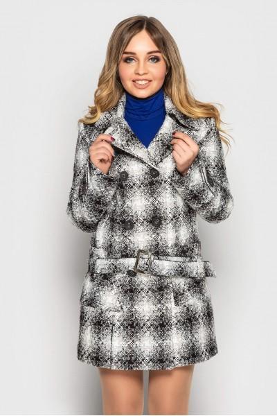 Пальто молодіжне демісезонне. Модель 223