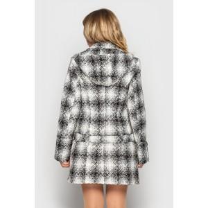 Пальто молодежное демисезонное. Модель 223
