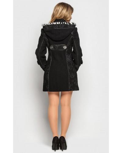 Пальто демісезонне. Модель 224