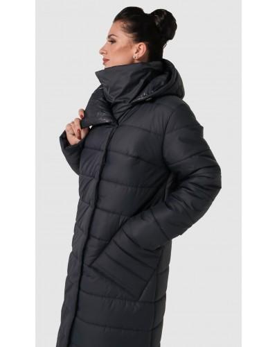 Зимове жіноче пальто ковдра. Модель 234 опт