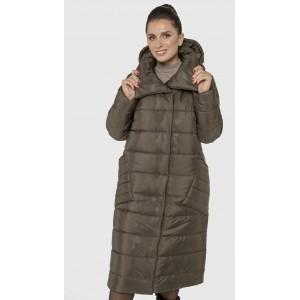 Зимнее женское пальто одеяло. Модель 235